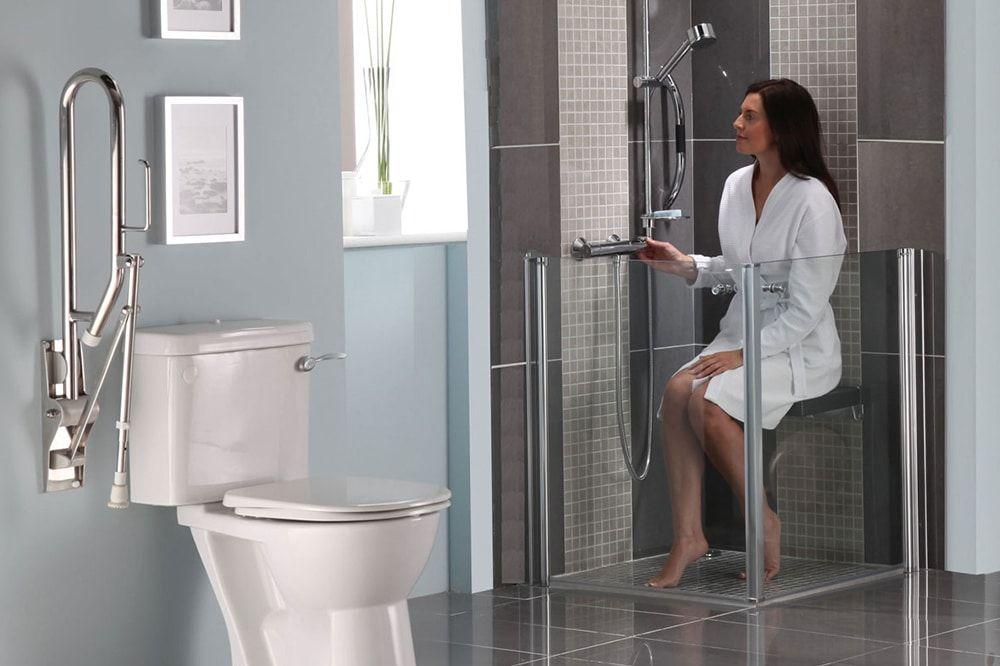 Baños para discapacitados y soluciones de movilidad
