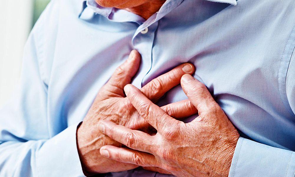 Insuficiencia cardíaca en personas mayores, síntomas y cuidados