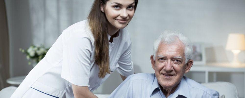 Asistencia en casa para personas mayores