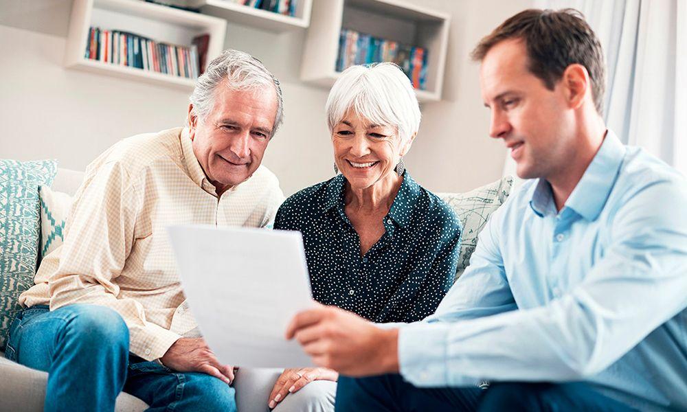 Contrato de cuidador de ancianos
