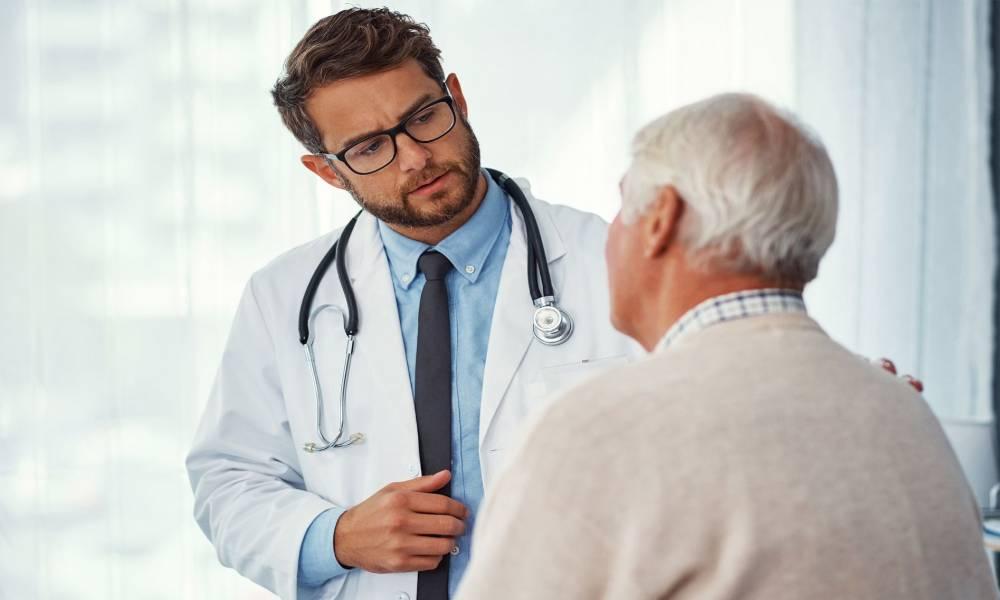 infección de orina en ancianos