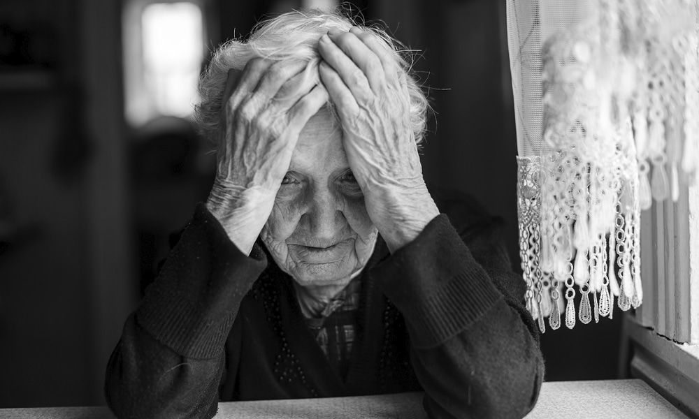 Signos de Distimia síntomas en ancianos
