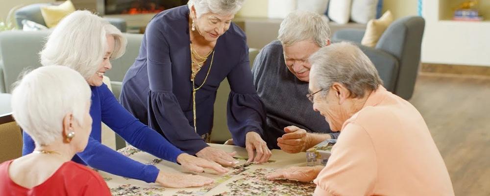 actividades para personas mayores en casa