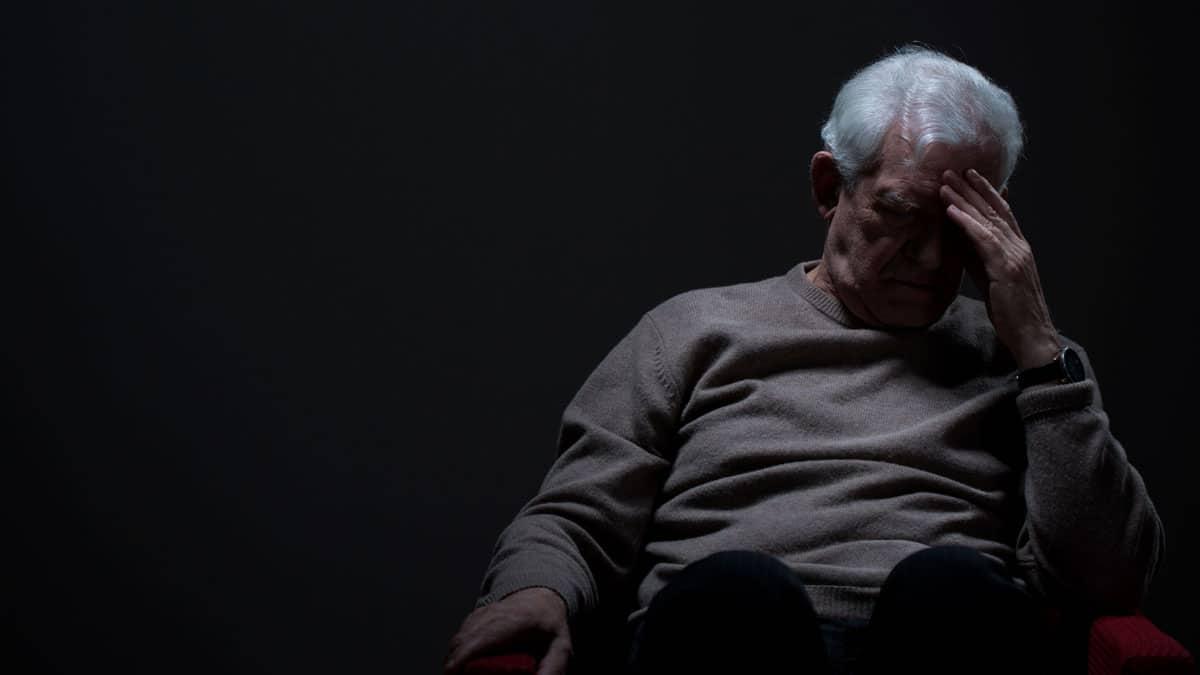 Depresión y ansiedad en personas mayores